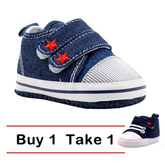 Harga BABY STEPS Buy One Starr (Blue) Take One Star (Blue)