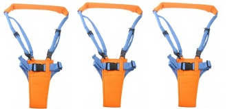 Harga Moby Baby Moon Walker Safety Harness Set of 3