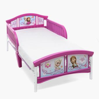 Baby Company Elsa and Anna Toddler Bed (Purple) Price Philippines