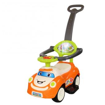 Harga Happy day Ride-on Kids Car (Orange White)