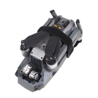 Blade Bracket Propeller Fixator Protection Holder Clasp for DJI Mavic Pro Drone Black - intl