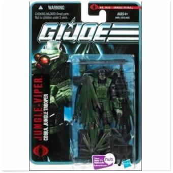 Harga Hasbro G.I.Joe No. 1013 Jungle-Viper Cobra Jungle Trooper ORIGINAL*