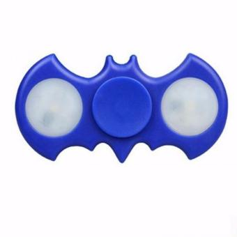 Harga Batman LED Fidget Spinner (Blue)