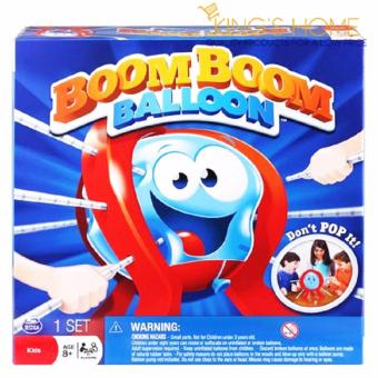 King's Home Boom Boom Balloon Game Family Fun Strategy Board Party Game Price Philippines