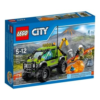 Harga LEGO City Volcano Exploration Truck