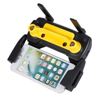 Screen Cover Transport Clip Controller Protector Fasten Strap For DJI MAVIC PRO Yellow - intl Price Philippines