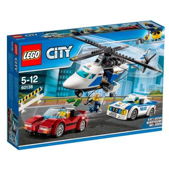 Harga LEGO City High-speed Chase