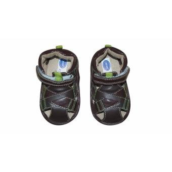 Harga Enfant Baby Brown Easy to Wear Sandals