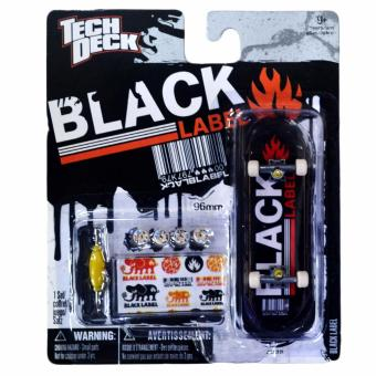 Harga Tech Deck Blacklabel 101 Fingerboard Skateboard Toy