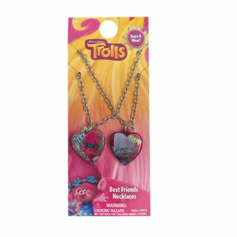 Harga Trolls Movie BFF Necklaces Set