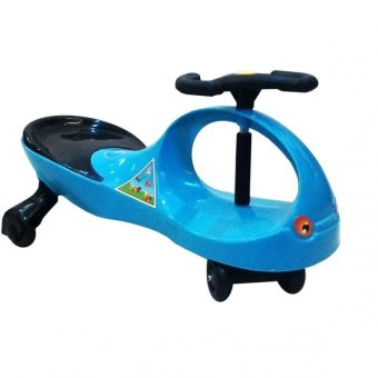 Harga #102 Kids Twist Car Light Blue