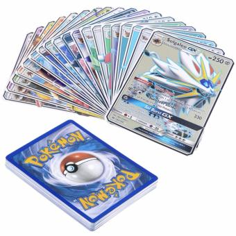 20 Pcs Pokemon EX Card Flash GX Cards Set - intl Price Philippines