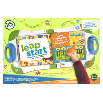 Harga Leapfrog LeapStart Jr. Activity Book Reading System