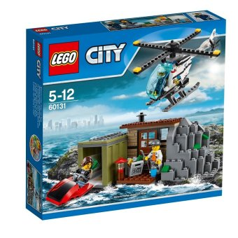 Harga LEGO City Crooks Island