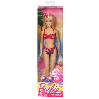 Beach Barbie Doll (Pink) Price Philippines