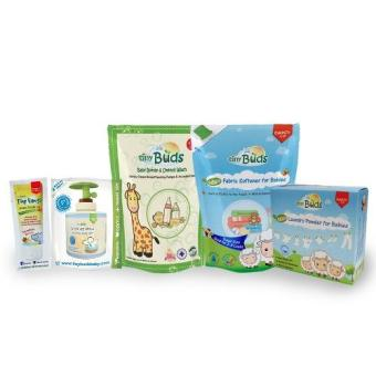 Tiny Buds Complete Baby Naturals Sampler Kit Price Philippines