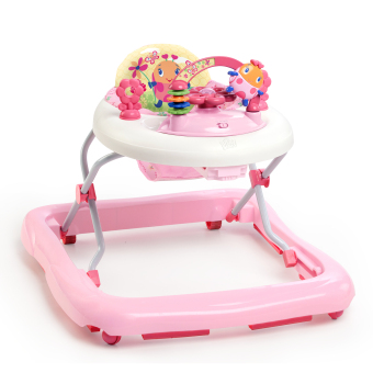 Harga Bright Starts June Berry Delight Walk-a-bout (Pink)