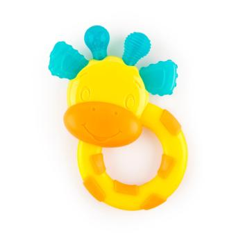 Harga Bright Starts First Bite Teether - Stage 3 Giraffe
