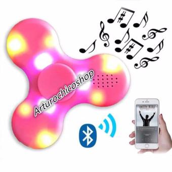 QF Fidget Spinner With LED Bluetooth Speaker Price Philippines