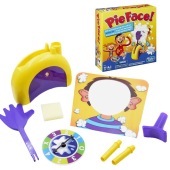 Harga Hasbro Adult Kids Rocket Game Pie Face (Intl)