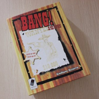 Harga Bang Board Game Paper Card 5-7 Players Game English Version Family Friends Board Games Part for Halloween Party - intl