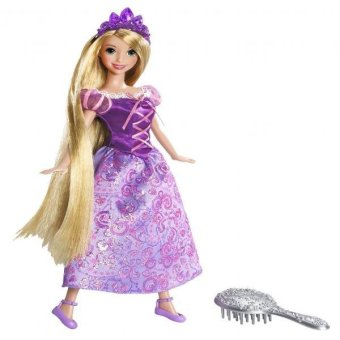 Harga Disney Tangled Featuring Rapunzel Fashion Doll Styles may vary