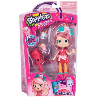 Shopkins Shoppies Dolls - Lucy Smoothie Price Philippines