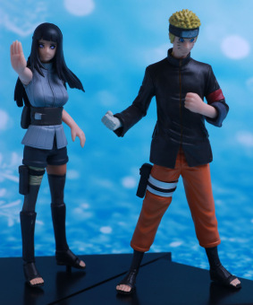 2pcs Naruto Hyuga Hinata Together Action Figure Marry Wedding Gifts Collection Art Works Best Gifts Price Philippines
