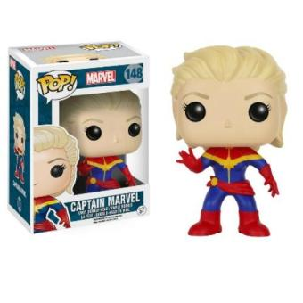 Pop Marvel: Unmasked Captain Marvel Price Philippines
