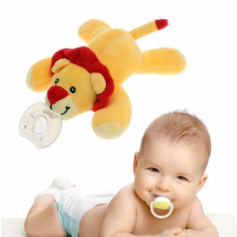 Harga Tickle Little Pacifier King Lion Design