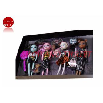 Girls Monster Girl Dolls Kids Toy Fashion monster Doll M738 TOYS Price Philippines