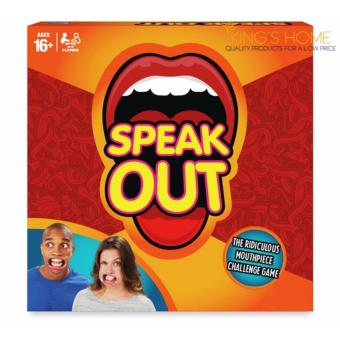 King's Home Speak Out The Ridiculous Mouthpiece Challenge Game Price Philippines