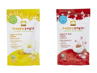 Harga Happy Baby Happy Yogis Bundle of Banana Mango and Strawberry