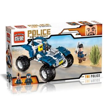 Harga Enlighten Police Battle Force 1908 Rangers Attack