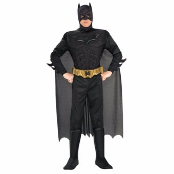 Harga Batman The Dark Knight Rises Adult Costume