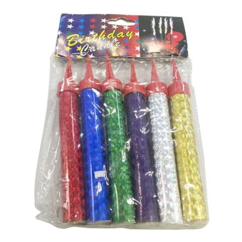 Birthday Candle Fireworks Set- Party Supplies