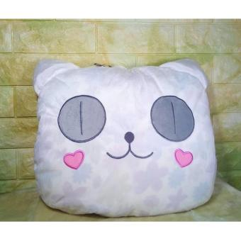 2 in 1 Cat Pillow Blanket Price Philippines