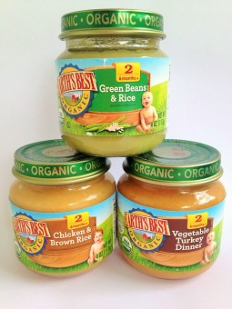 Harga Earth's Best Organic Baby Food Pack of 3 Complete Meals