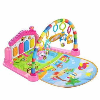 Harga Grow Up Happily Multifunctional Piano Fitness Rack (Girl)