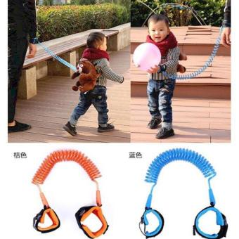 QF Baby Safety Harness Strap Child Anti Lost Belt- 1.0m (ORANGER) Price Philippines