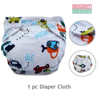 Harga BABY BOOM Baby Cloth Diaper (Cars)