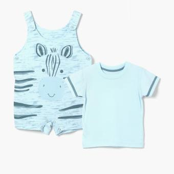 Harga Hush Hush Boys Zebra Jumper (Blue)