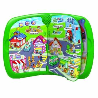 Harga Leap Frog Touch Magic Discovery Town Educational Toy