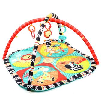 Harga Kids II Bright Starts Roaming Safari Activity Gym