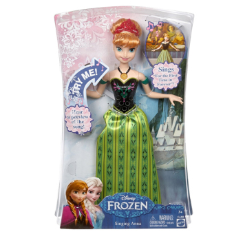 Disney Frozen Frozen Anna Singing Doll Price Philippines