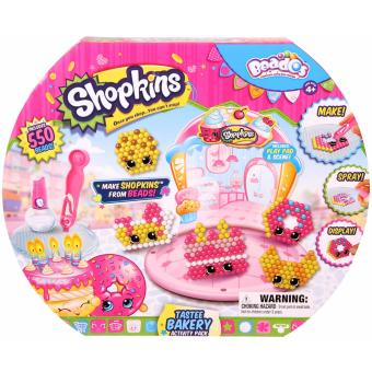 Beados Shopkins Season 3 Activity Pack - Tastee Bakery Price Philippines