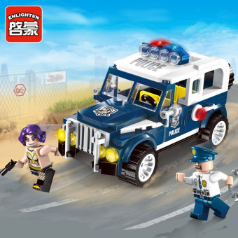 Harga Enlighten Police Battle Force 1906 Manhunt