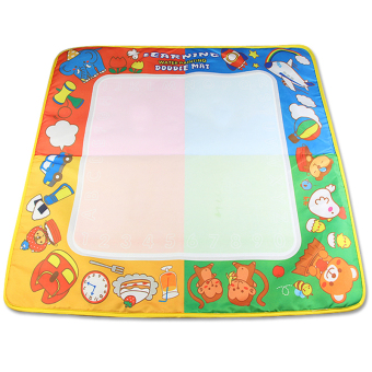 CP1363NC 72X69cm big size aquadoodle magic water mat/water drawing board/board drawing/magic water doodle/ (Intl) Price Philippines