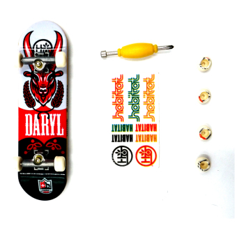 Harga Tech Deck Handboards Fingerboards Daryl Design (Multicolor)