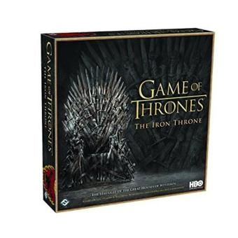 A Game of Thrones The Iron Throne Board Game Price Philippines